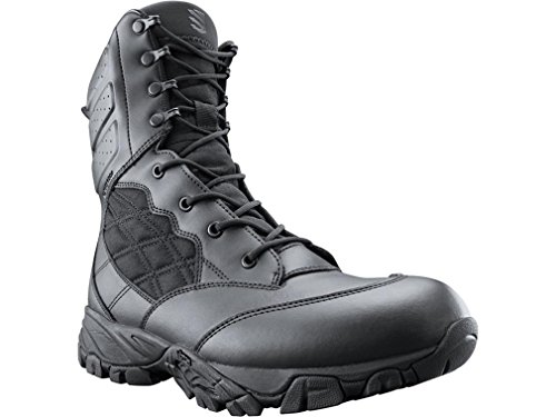 lack BT04BK085M Tactical Boots 8.5 M/Waterproof ()