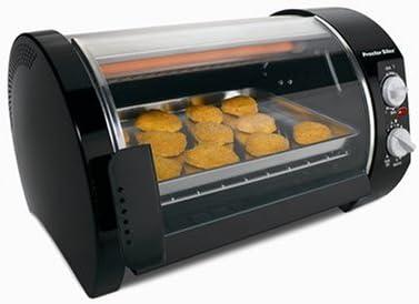 Amazon Com Proctor Silex 31955 4 Slice Toaster Oven Broiler B Electronics