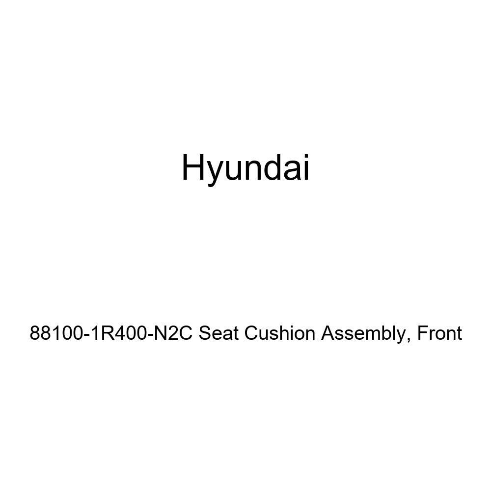 Front Genuine Hyundai 88100-1R400-N2C Seat Cushion Assembly