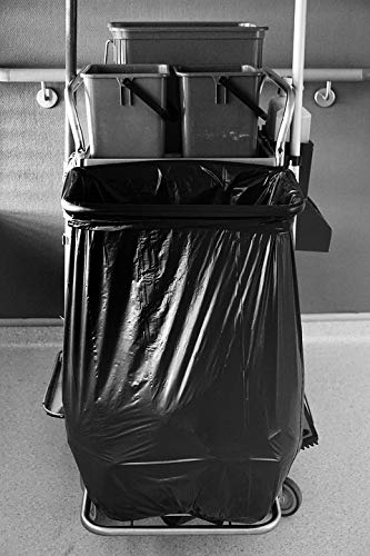 Home Comforts Laminated Poster Trash Garbage Waste Bag Cleanliness Plastic Vivid Imagery Poster Print 24 x 36