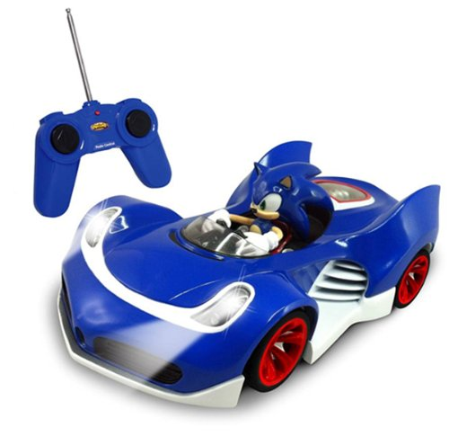 NKOK RC Sonic SSAS R2 Car with...
