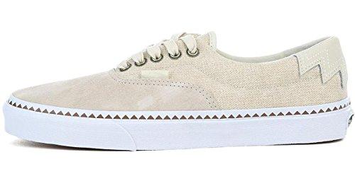 Vans Era 59 Infödda Dx Mens 11,5 Turtledove Sann Vit Mode Sneaker