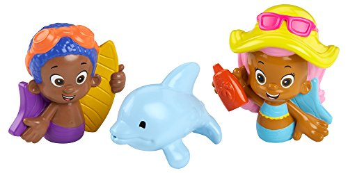 Fisher Price Nickelodeon Bubble Guppies Squirters product image