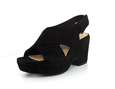 8db2ac58ca2 Image Unavailable. Image not available for. Color  CLARKS Womens Maritsa  Lara Platform Sandal