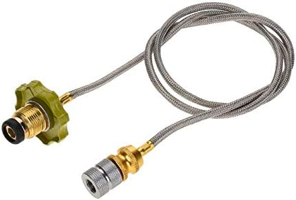 Outdoor Camping Gas Refill Adapter Stove Cylinder Tank Burner Stove Connector
