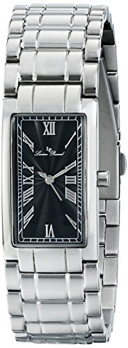 Lucien Piccard Women's LP-12982-11 Marchesa Analog Display Japanese Quartz Silver Watch