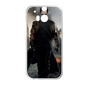 Benedict Cumberbatch HTC One M8 Cell Phone Case White Gift pjz003_3403444