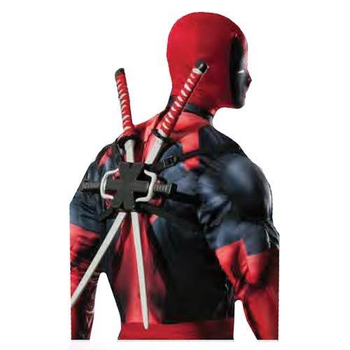 Deadpool Weapon Kit (Deadpool Weapons Kit Costume Accessory)