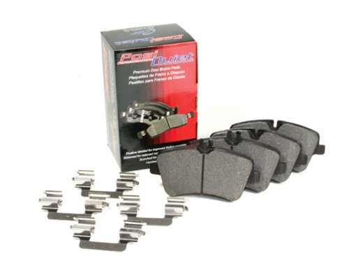 StopTech 104.13720 Brake Pad, Semi-Metallic