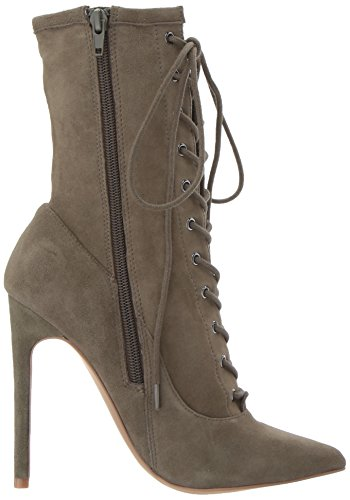 Women's Suede Olive Boot Satisfied Fashion Steve Madden xA8wO7qAnv