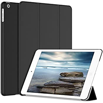JETech iPad Air Case Slim-Fit Smart Case Cover for Apple iPad Air iPad 5 with Auto Sleep/Wake Feature (Black)