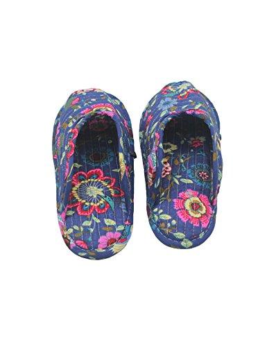 Raikou - Zapatillas de estar por casa de Material Sintético para mujer S106