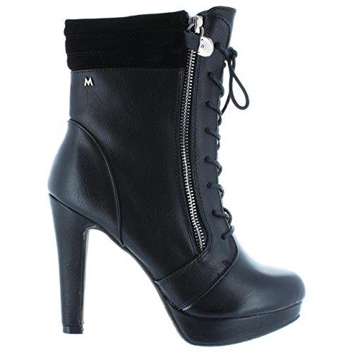 Stivali per Donna MARIA MARE 61176 NAPAL NEGRO