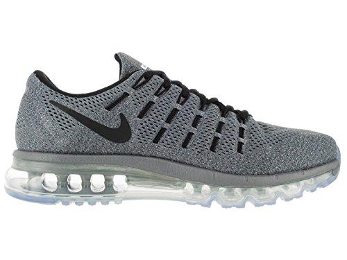 Nike Herren Air Max 2016 Laufschuhe Grau