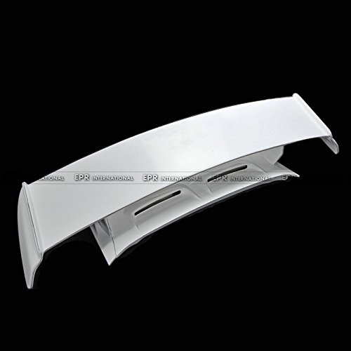 (FRP Fiber Glass Rear Trunk With Spoiler Wing For Porsche 911 997 GT3 RS)