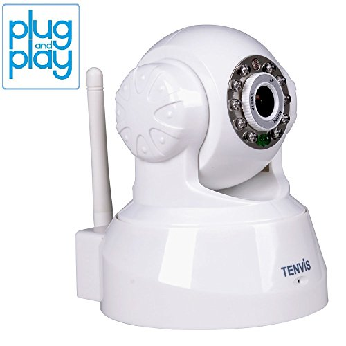 TENVIS JPT3815W Surveillance Monitoring Detection product image