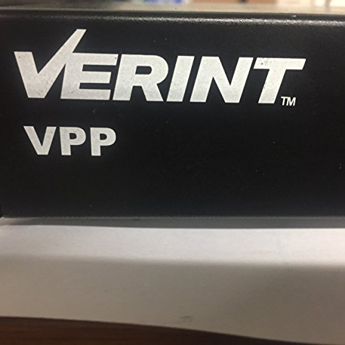 Verint Vpp 8 Line Trunk Ip Encoder  23 205 0001