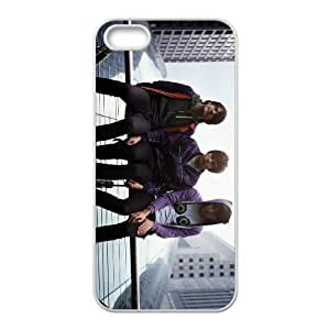 Klaxons iPhone 4 4s Cell Phone Case White ARO