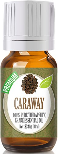 Caraway 100% Pure, Best Therapeutic Grade Essential Oil - 10ml