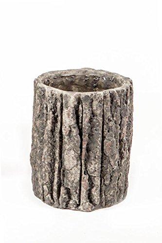 Concrete Round Planter - 9