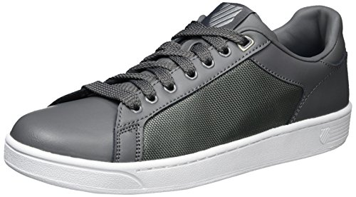 Sneakers CMF Noir Clean White 012 Swiss Silver Court Basses K Homme charcoal OAIH7