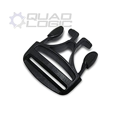 Polaris Ranger RZR 570 800 900 2015+ Side Safety Window Net Buckle Clip: Automotive