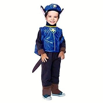 Disfraz Perro Policía para niño (1-2 años): Amazon.es: Juguetes y ...