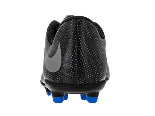 Nike Jungen Jr Bravata Ii Fg Fußballschuhe Black (schwarz / kühlen graublau Foto)