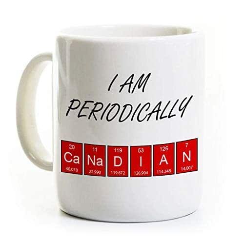 Amazon.com: Science Teacher Coffee Mug - Canadian Science ...