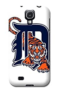 Mlb Detroit Tigers Cover Tpu Case For Samsung Galaxy S4