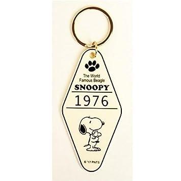 Peanuts 106049-17 Snoopy - Llavero, diseño de habitación de ...