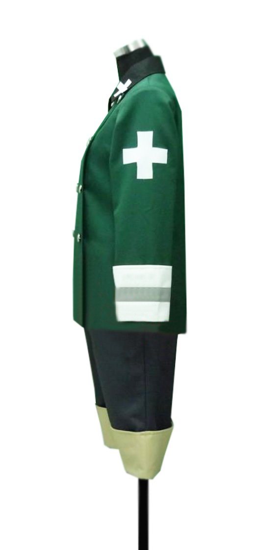 Dreamcosplay Anime Hetalia: Axis Powers Switzerland Military Uniform Cosplay