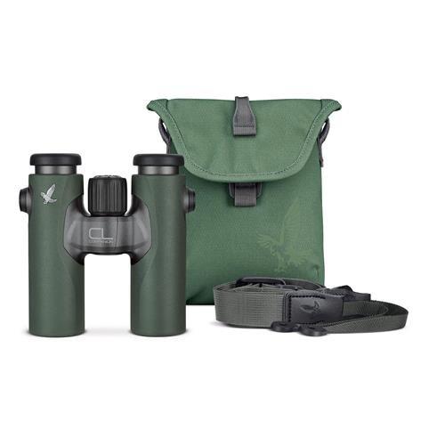 スワロフスキーCL Companion 8 x 30 (グリーン) Urban Jungle双眼鏡86335 B079C1CLH4