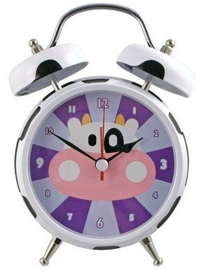 Streamline Cow Talking Alarm Clock (Rooster Alarm Clock Sound)