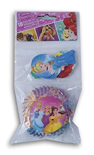 Disney Princess Cupcake Combo