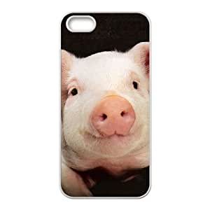 Piggy Wholesale DIY Cell Phone Case Cover for iPhone 5,5S, Piggy iPhone 5,5S Phone Case