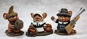 Thanksgiving Mouslings Dark Heaven Legends Series