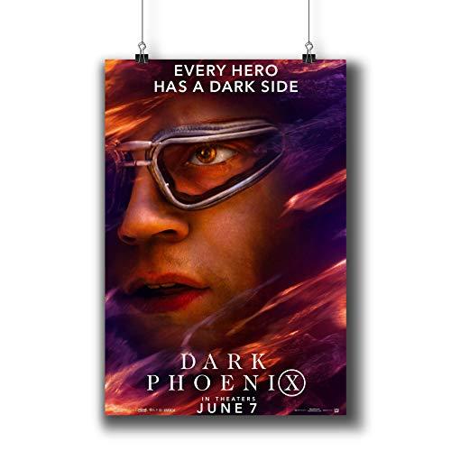 Price comparison product image X-Men:Dark Phoenix (2019) Movie Poster Small Prints 244-414 Evan Peters