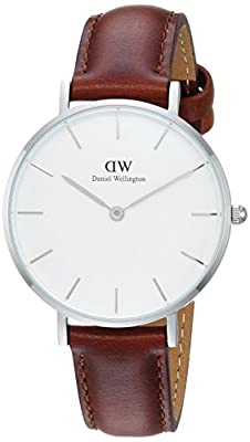 Daniel Wellington Classic Petite St Mawes in White 32mm
