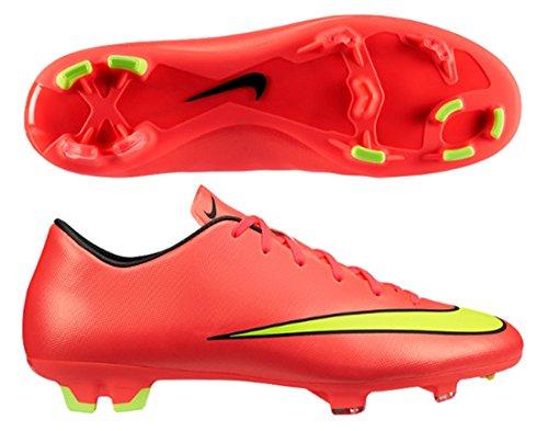 Nike  Mercurial Victory V FG - Zapatillas de fútbol para Hombre rosa - gelb