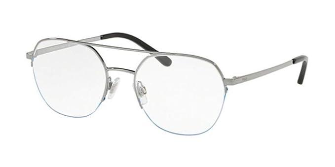 Polo 0PH1183 Monturas de gafas, Rectangulares, 54, Gunmetal ...