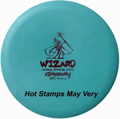 Gateway Super Stupid Soft Wizard Disc Golf Putt And Approach(colors may vary) (Soft Super Wizard Disc Gateway)