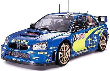 1/24 スバル インプレッサ WRCモンテカルロ'05 24281