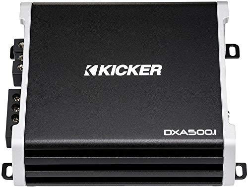 Kicker DXA 500 Watt Monoblock Class D Subwoofer Car Audio Amplifier   43DXA5001