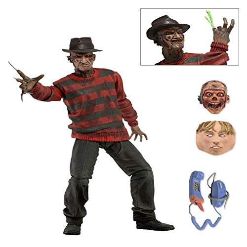 PLAYER-C Friday The 13Th Part 5 A Beginning Jason Leatherface Chainsaw Ultimate Michael Myers Krueger Pennywise Action Figure -