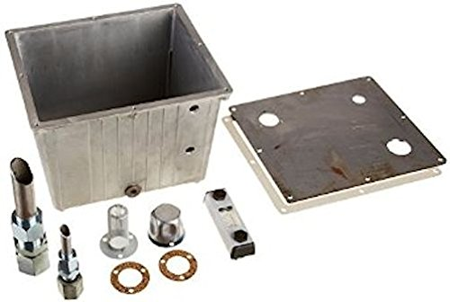 Aluminum Lovejoy Hydraulics Reservoir Assembly 4.5 Gallon Capacity