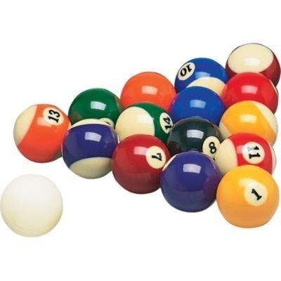 Sportcraft Billiard Ball Set - 16 Piece (Sportcraft Billiard Balls)