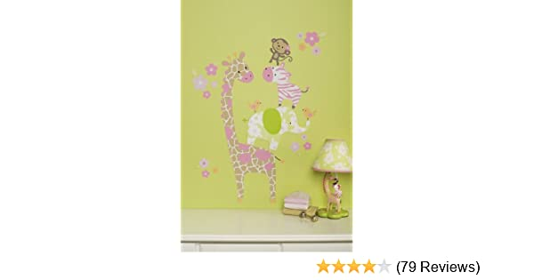 Amazon.com: Carter\'s Jungle Jill Wall Decals (Discontinued by ...