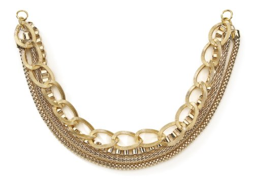 (Darice, Tori Spelling, Necklace Bottom Half 4 Chains DWO)