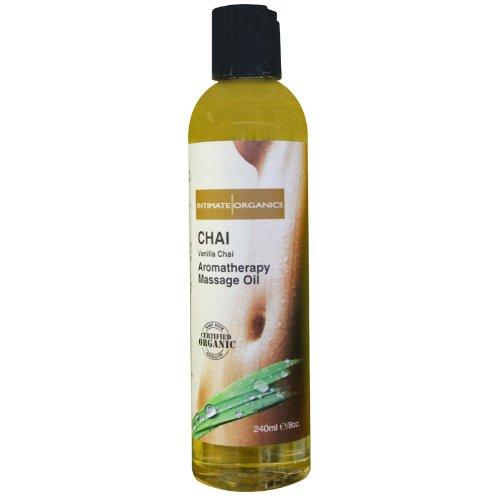 IO Cha Vanilla Chai 8 oz huile